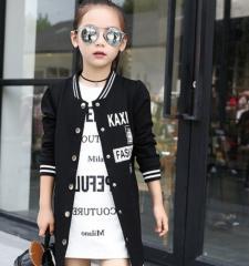 Детская осеняя куртка для девочка в стиле...