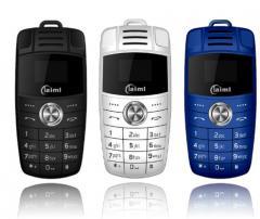 Мини-автомобильный брелок мобильный телефон