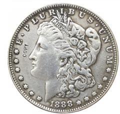 Металлическаяпамятная-одна долоравая монет