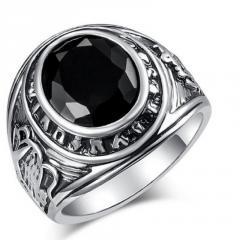 Большой мужской винтажный перстень