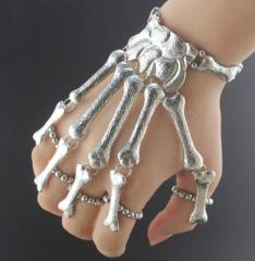 Женские кольца+браслет для ночного клуба
