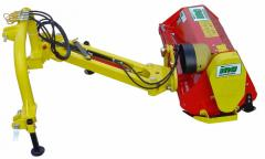 Мульчер MKL от 30 до 45 кВт (40-60 л.с.)