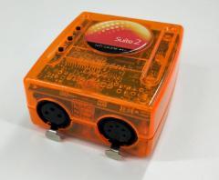 Професиональный пульт управления прожекторами