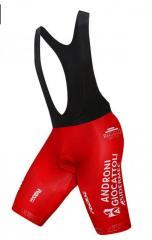 Спортивный красный костюм для велоспорта ANDRONI