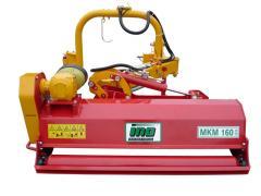 Мульчер MKM от 30 до 90 кВт (40-120 л.с.)