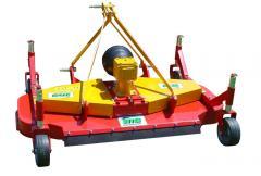 Роторный мульчер RMS от 10 до 30 кВт (14-40 л.с.)