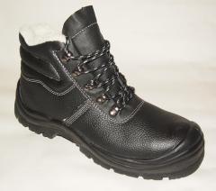 Ботинки утепленые искусственным мехом 89580 Warmer