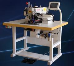 Автоматическая швейная машина 7273PLK для тяжелых