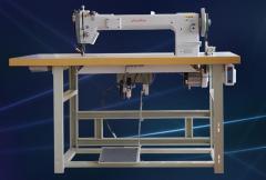 Сверхпрочная швейная машина челночного стежка