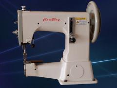 Лучшая сверхмощная рукавная швейная машина...