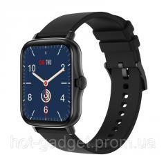 Смарт-часы Bakeey Y20 Black c тонометром, ...