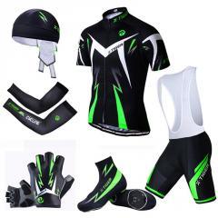 Большой комплект одежды для велоспорта