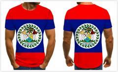 Мужская повседневная футболка с логотипом