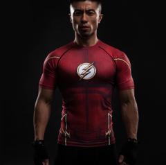 3D Футболки для мужчин с принтом супергероэв Marvel
