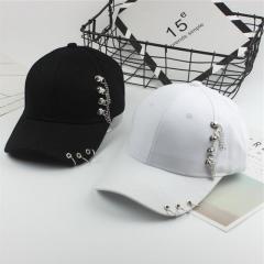 MISSKY, мужская кепка для бейсбола твердая
