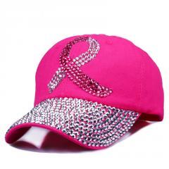 Женская кепка с цветными лентами, с блестками