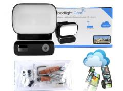 1080P прожектор камера WiFi двухсторонняя аудио камера PIR движения IP66 водонепроницаемый