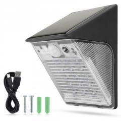 1080P WiFi беспроводной наружный светодиодный светильник для камеры IP65 Водонепроницаемый