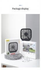 Електронный домашний бесшумный мини вентилятор-кондиционер