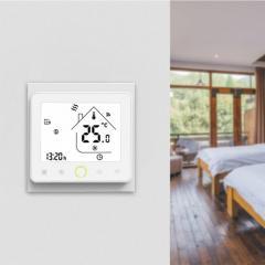 WIFI умный Сенсорный Термостат водное Отопление