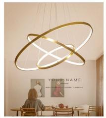Современный светодиодный подвесной светильник для гостиной