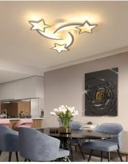 Современные светодиодные люстры потолочные.