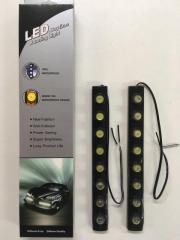 Ходовые огни для автомобиля DRL-1202-8/4942 LED