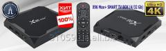Приставка X96 Max+ SMART TV BOX (4/32 Gb)