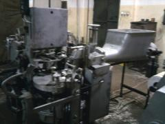 Automatic packaging of butter for AWP-M6, b / y,