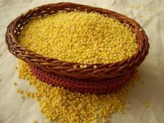 Grain mille