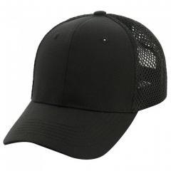 M-Tac Flex Ripstop Mesh Baseball Cap Black