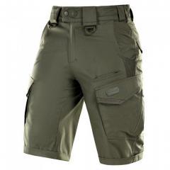 M-Tac Shorts Aggressor Gen.II Flex Army Olive