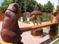 Bench Bears.