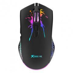 Дротова комп'ютерна мишка XTRIKE GM-215 BK Чорний