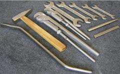 Набор инструмента сантехнический «Мотор Сiч