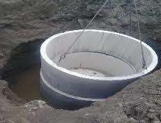 Rings concrete waterproof under the order,