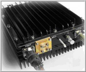 Solid-state amplifier of power of KA range