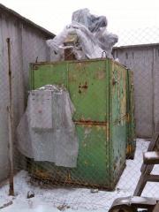 Оборудование для колбасного цеха в комплекте, производ.200-250кг/час б/у