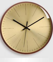 Большие акриловые настенные часы-(в скандинавском стиле)