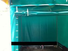 Палатка ПВХ выставочная