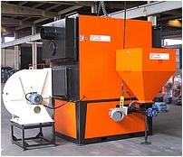 Heatgenerators are solid propellant, the automatic