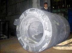 Srednekhromisty Kharkiv cast iron (Ukraine)