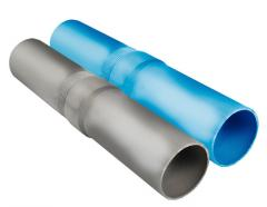 Pipes polyvinylchloride PVC from the producer to
