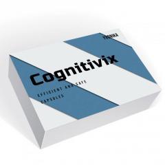 Cognitivix - капсулы для улучшения памяти