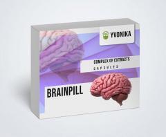 BrainPill - капсулы для улучшения памяти и...