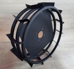 Грунтозацепы для мотоблока (железные колеса) Ø 550