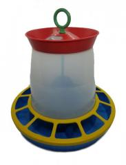 Кормушка для птицы бункерная на 5 литров