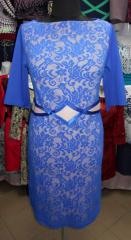 Uzun kısa kollu bayan elbise