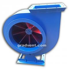 Вентилятор пылевой ВРП-5 (ВЦП 5-45, ВРП 100-45 №5) с электродвигателем 18,5 кВт, 3000 об/мин