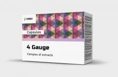 4 Gauge - капсулы для повышения активности и...